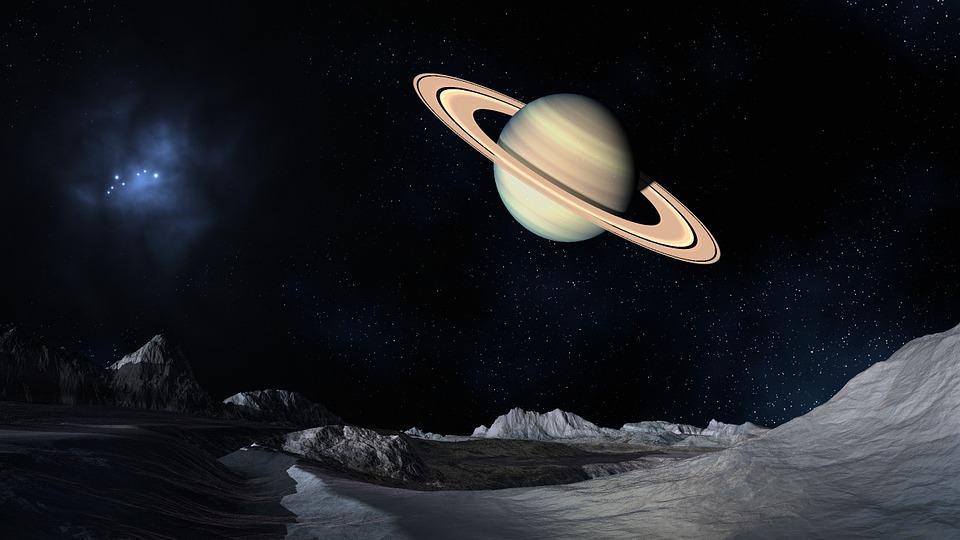 Saturno: el planeta de los anillos